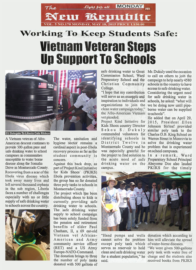 Vet Steps Up page 1